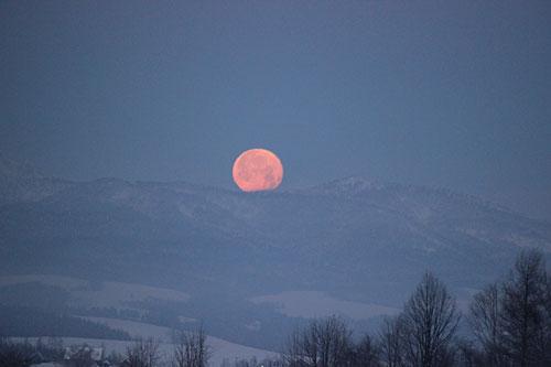 月齢15.7 満月