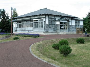 上富良野町開拓記念館