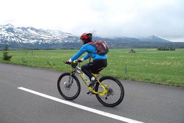 パノラマロードをサイクリング [41km]